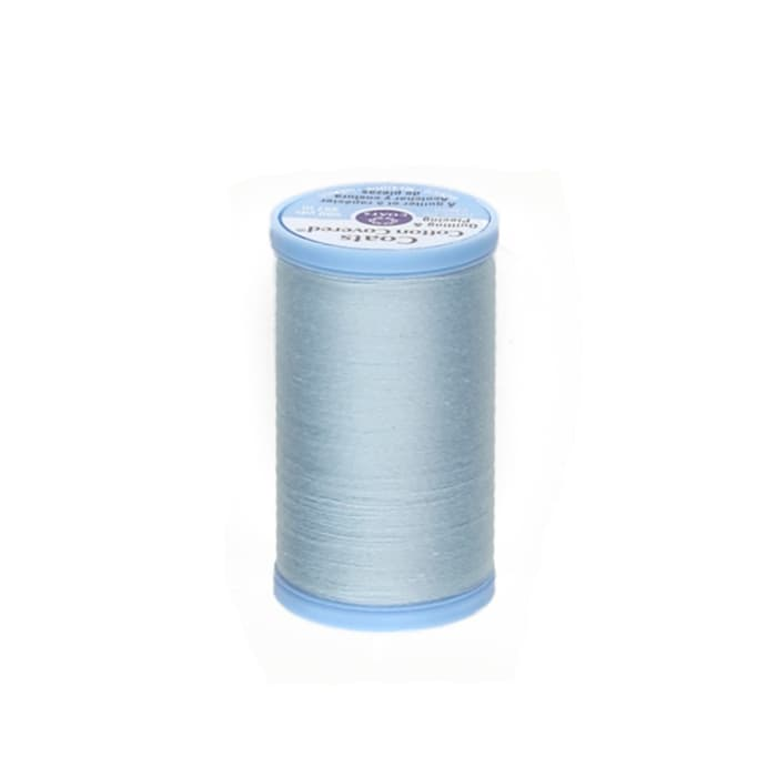Coats & Clark Cotton Covered Quilting & Piecing Thread 500 YD Icy Blue