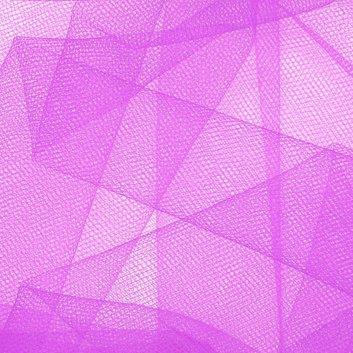 54'' Wide Tulle Radiant Orchid