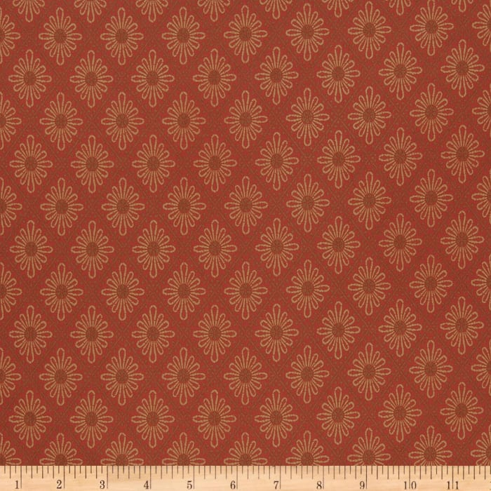 French General Pascal Jacquard Rural Red