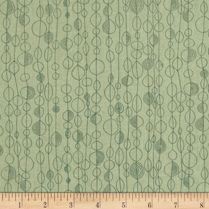 Mecca for Moderns Arvika Sage/Teal