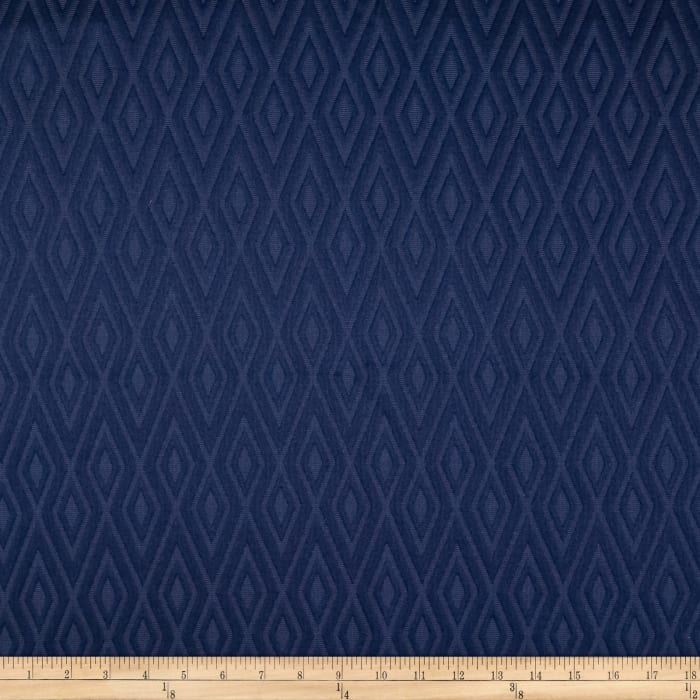 Waverly Fantastical Matelasse Navy