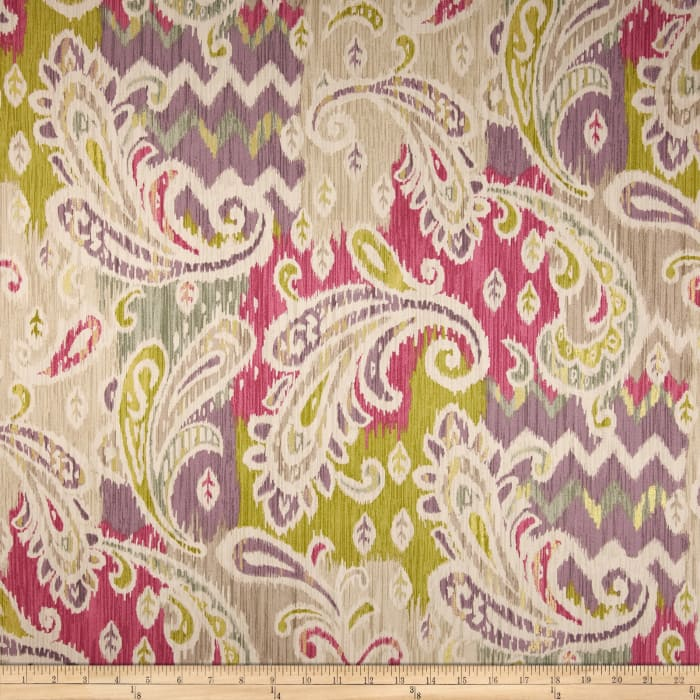 Waverly Splash of Color Twill Passion