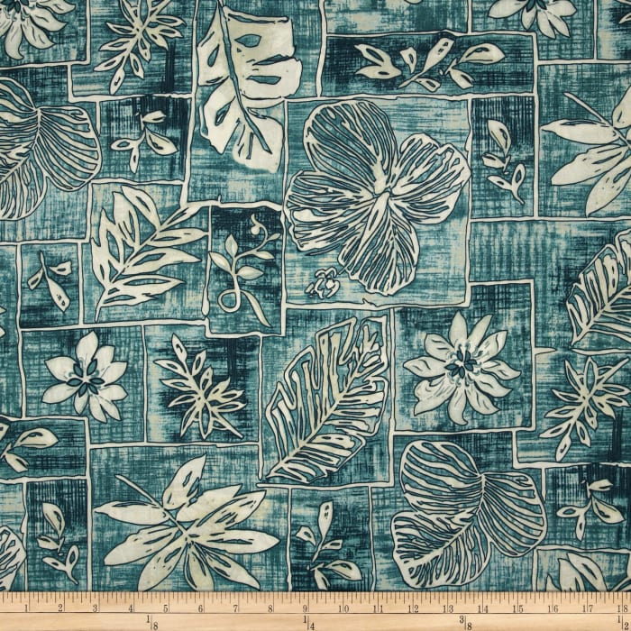 Canopy Cove Graphic Palms Teal