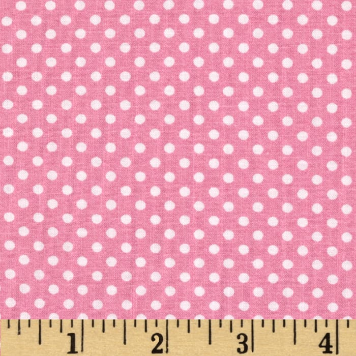 Child's Play Dots Pink
