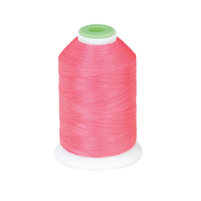 Coats & Clark Trilobal Embroidery Thread 1100 Yds. Electric Pink