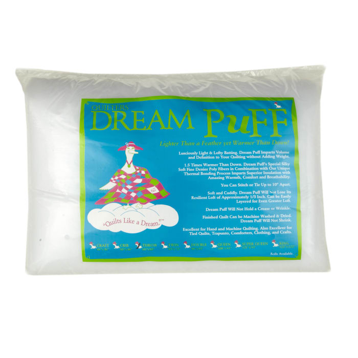 Quilter's Dream Puff Batting (60