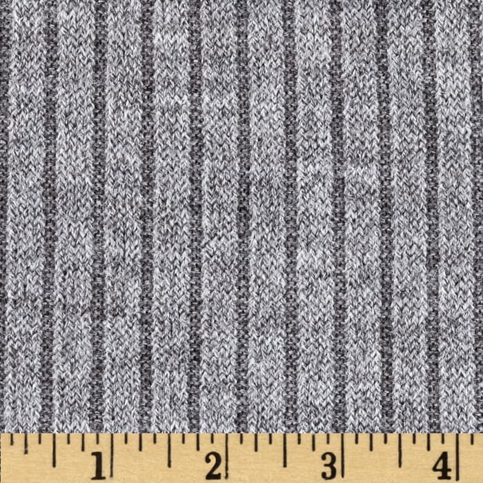 Telio Chalet Sweater Knit Grey