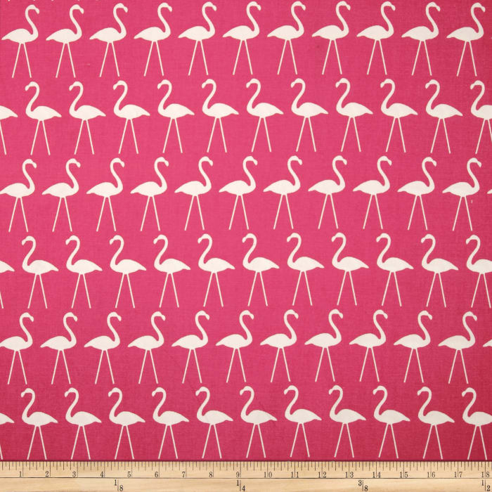 Premier Prints Flamingo Candy Pink