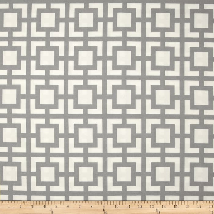 Premier Prints Indoor/Outdoor Gigi Grey