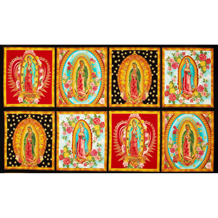 Inner Faith Metallic Mary Statues Bright 24