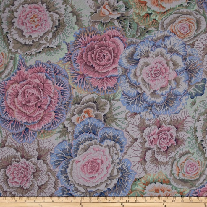 Philip Jacobs Home Décor Sateen Spring 2012 Brassica Gray