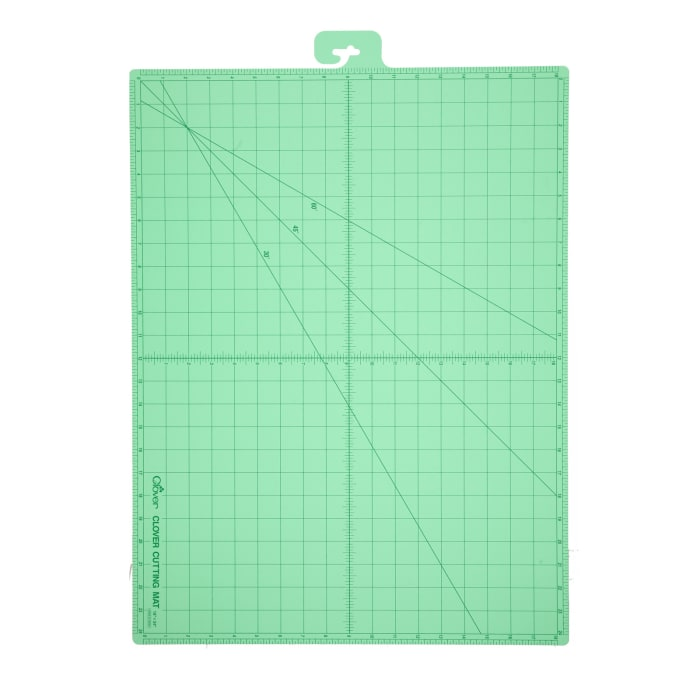 Clover Self Healing Cutting Mat 18