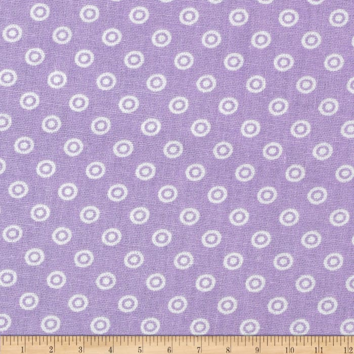 Dots and More Dots Lavender