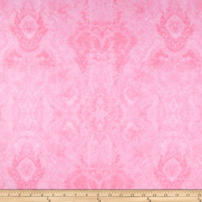 Comfy Flannel Tone on Tone Light Pink