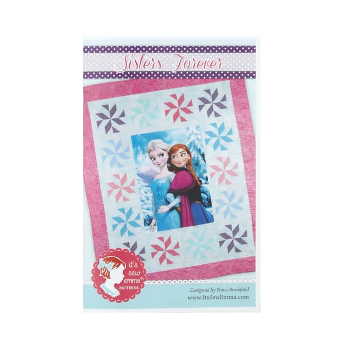 Its Sew Emma Sisters Forever Quilt Pattern