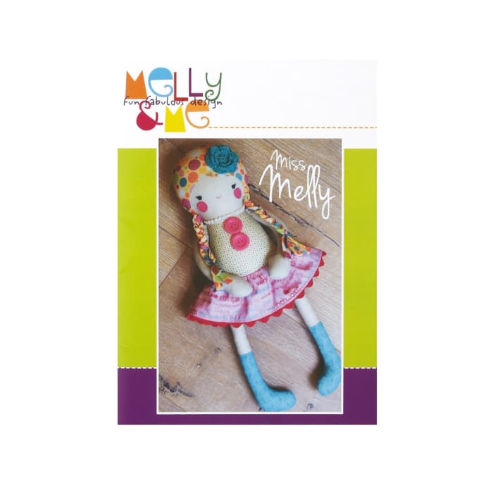 Melly & Me Miss Melly Doll Pattern
