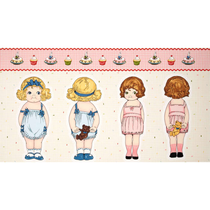 Penny Rose Paper Dolls Bakery Paper Dolls 2