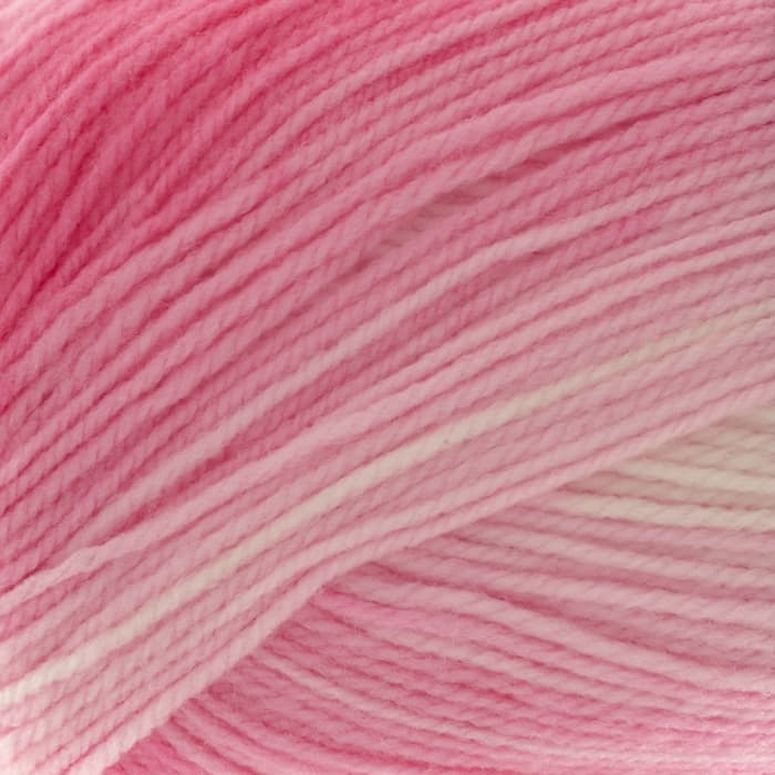 Lion Brand Yarn Ice Cream Strawberry