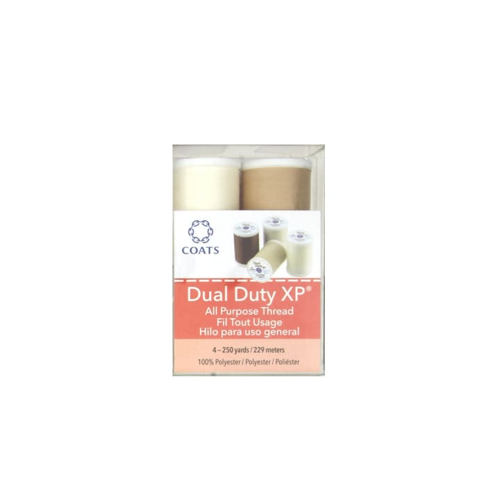 Coats & Clark Dual Duty XP Value Pack