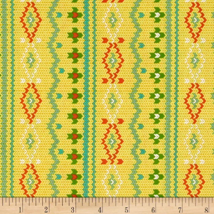 Rusty and Friends Woodland Sweater White
