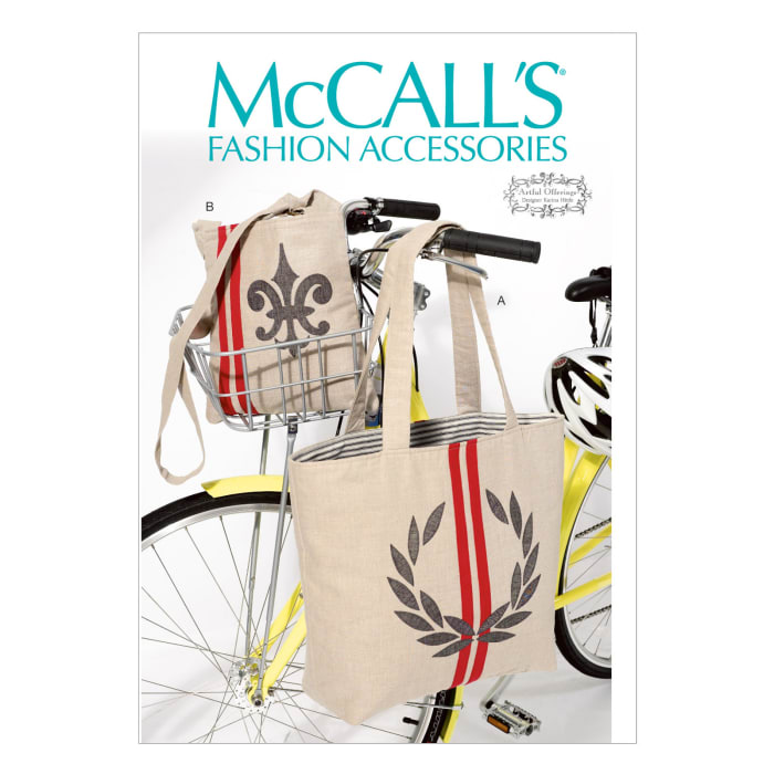 McCall's Bags Pattern M6716 Size OSZ