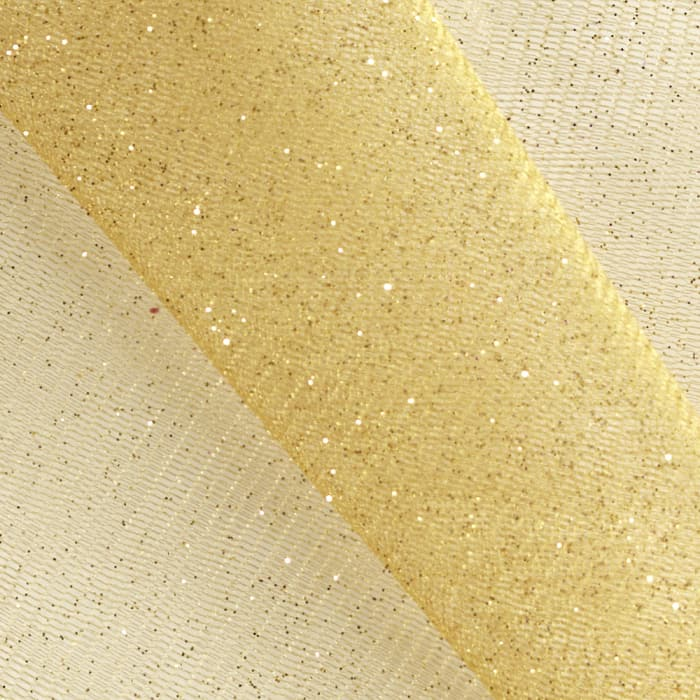 NICROLANDEE Rainbow Glitter Tulle Rolls 6 inch x 10 Yards (30 feet) Special Color for Table Runner Chair Sash Bow Pet Tutu Skirt Sewing Crafting Fabric Wedding Unicorn Party Gift Ribbon (Rainbow).