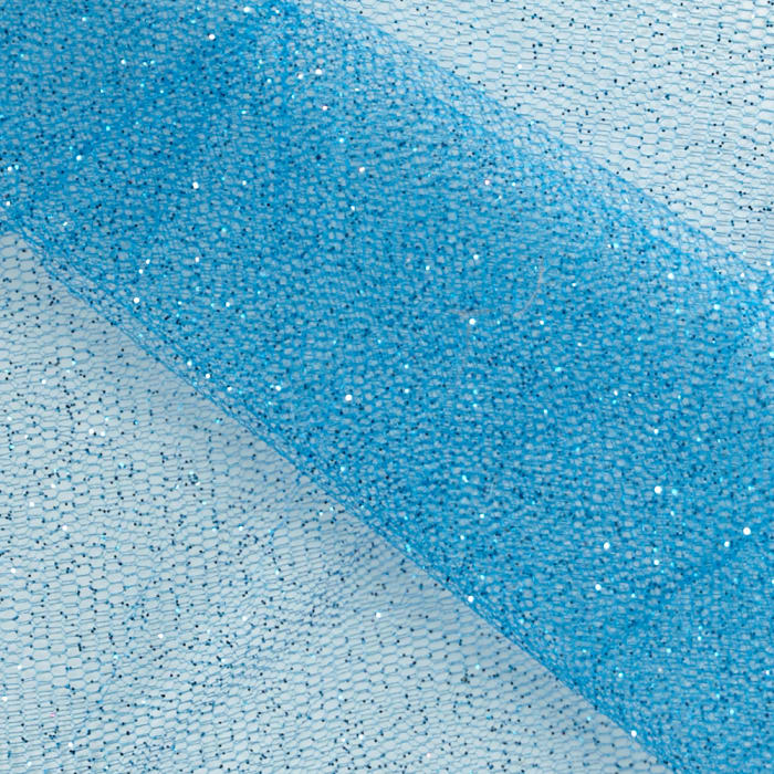 Sparkle Tulle Turquoise