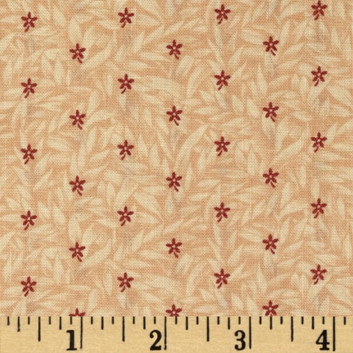Moda Country Orchard Ground Cover First Blush