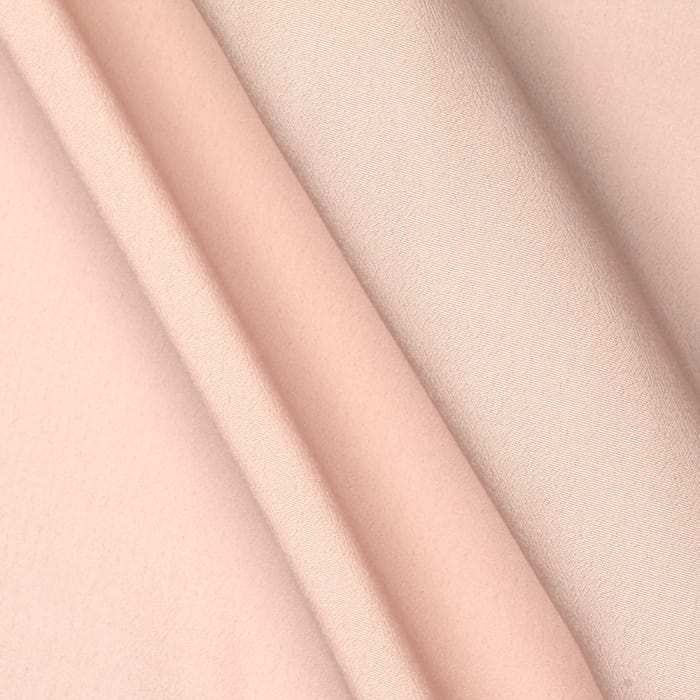 Whistle Crepe de Chine Light Peach