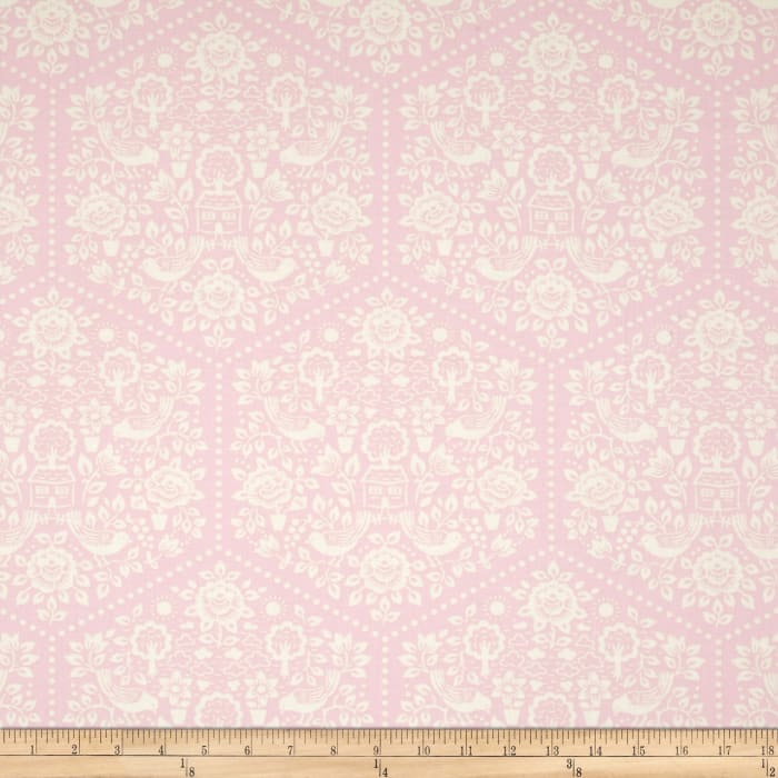 Heather Bailey Clementine Summerhouse Pink
