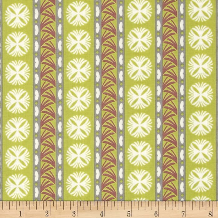 Fontaine Stripes Green