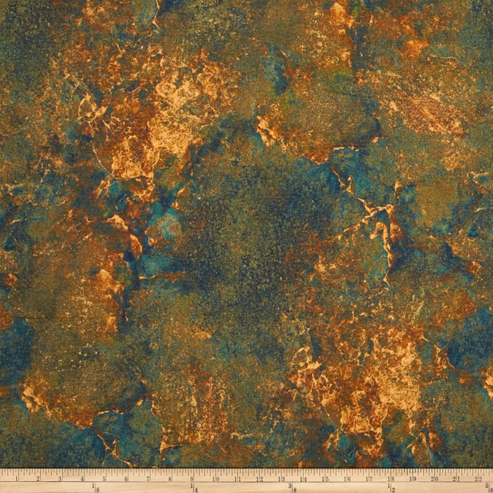 Stonehenge Gradations 108 In. Wide Quilt Backing Oxidized Copper