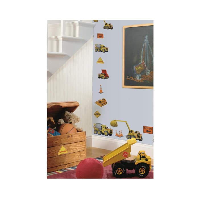 Under Construction Wall Decals