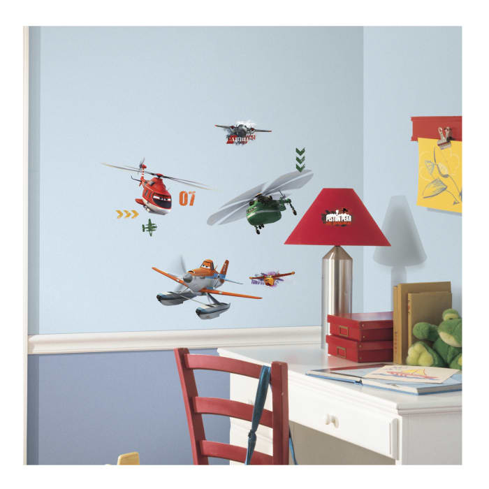 Disney Planes Fire And Rescue Wall Decal