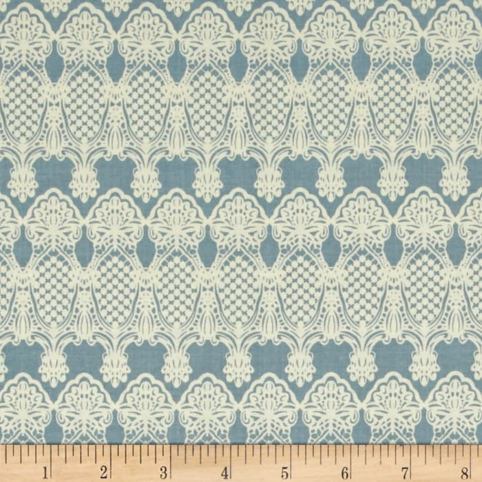 Penny Rose Forget Me Not Lace Blue