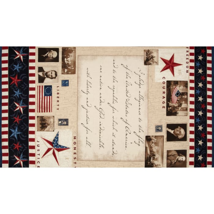 We the People Large 24 In. Panel Multi