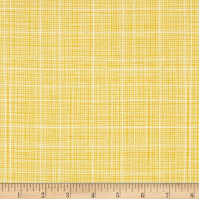 Colors and Count Grid Yellow