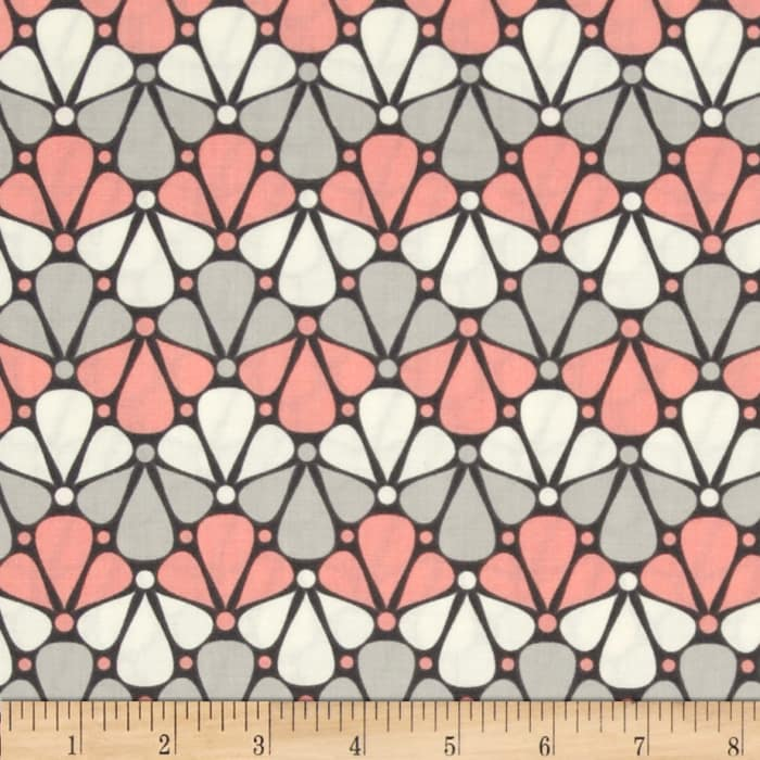 Zoey Floral Pink