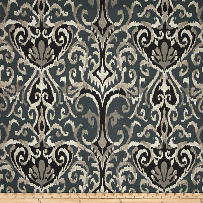 Magnolia Home Fashions Winchester Ikat Midnight