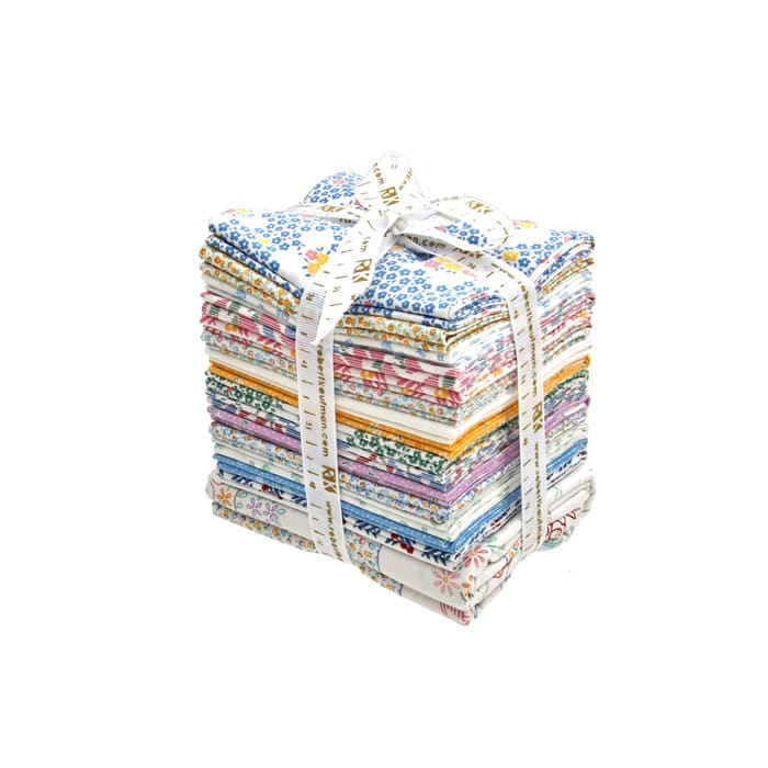 Robert Kaufman Pretty Posies Multi Fat Quarter Bundle