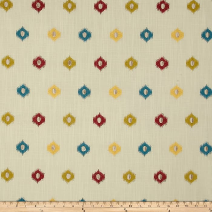 Swavelle/Mill Creek Embroidered Cleron Confetti