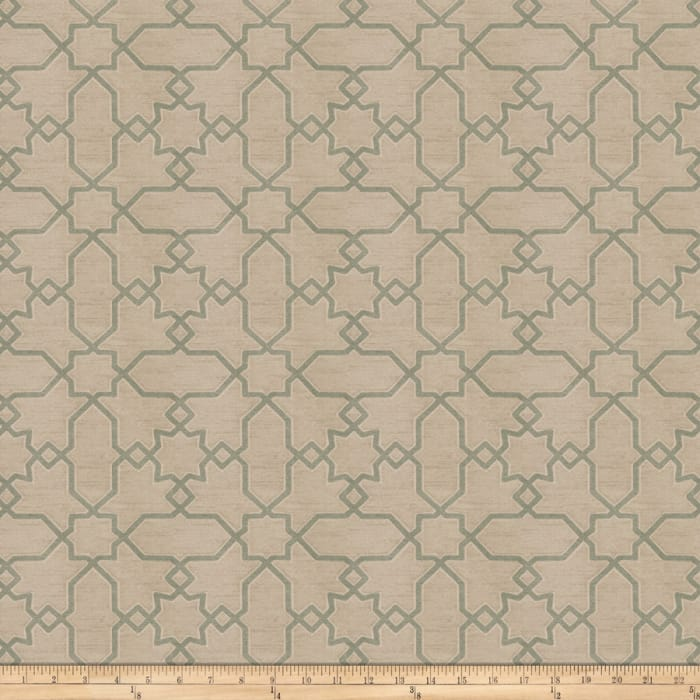Jacquard Remora Sea Green