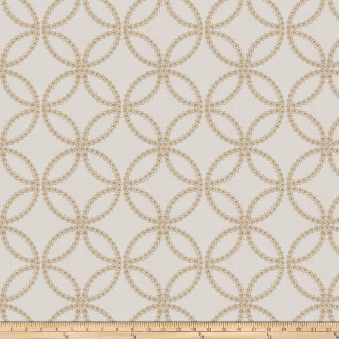 Embroidered Twill Reconciliation Gold