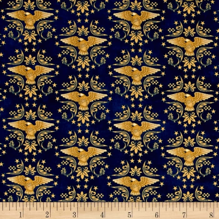 For Love Of Country Eagles Navy Blue