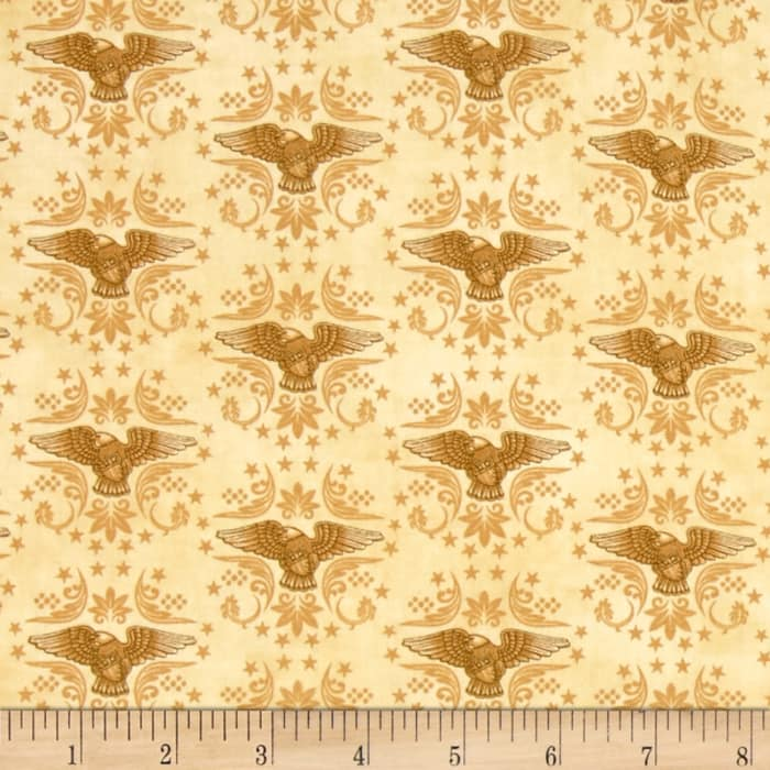 For Love Of Country Eagles Beige