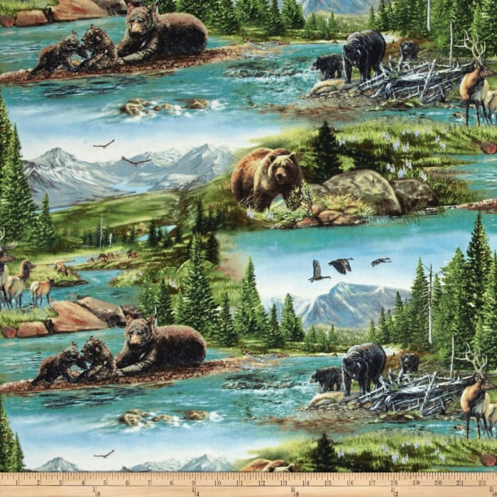Bear Meadow Scenic Multi