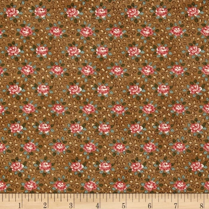 Moda Color Daze Primrose Basket Brown