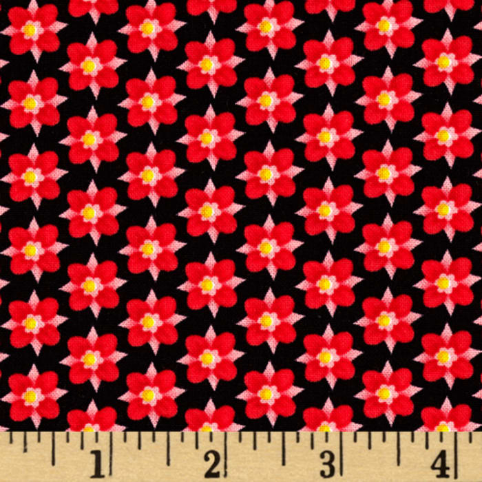 Emily's Artful Days Small Floral Multi