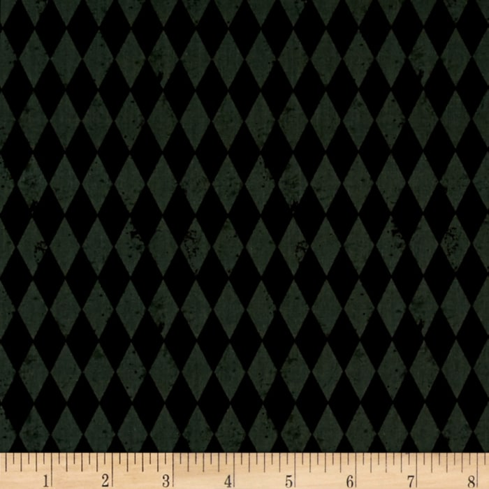 Penny Rose French Rooster Diamond Green
