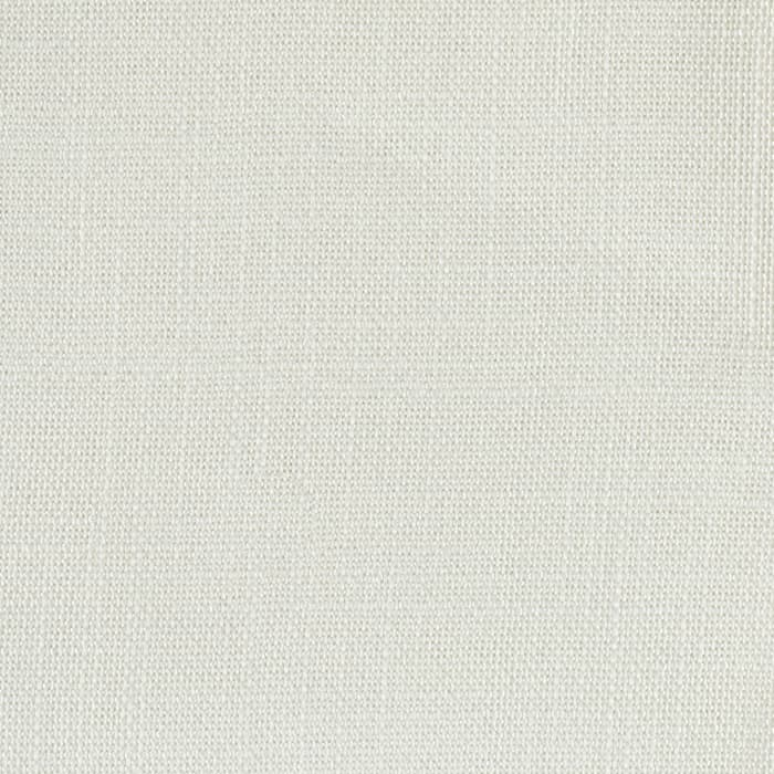 Slubby Faux Linen Off White